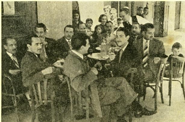 Abril, Raúl con su orquesta002