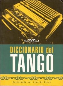 Diccionario del tango