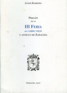 Pregón III Feria LIbro Viejo001