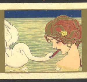 Leda y el cisne Kircher