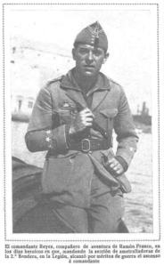 Alfonso de los Reyes Mundo Gráfico 26-11-1930
