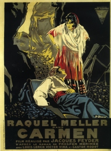 Meller, Cartel de Carmen002