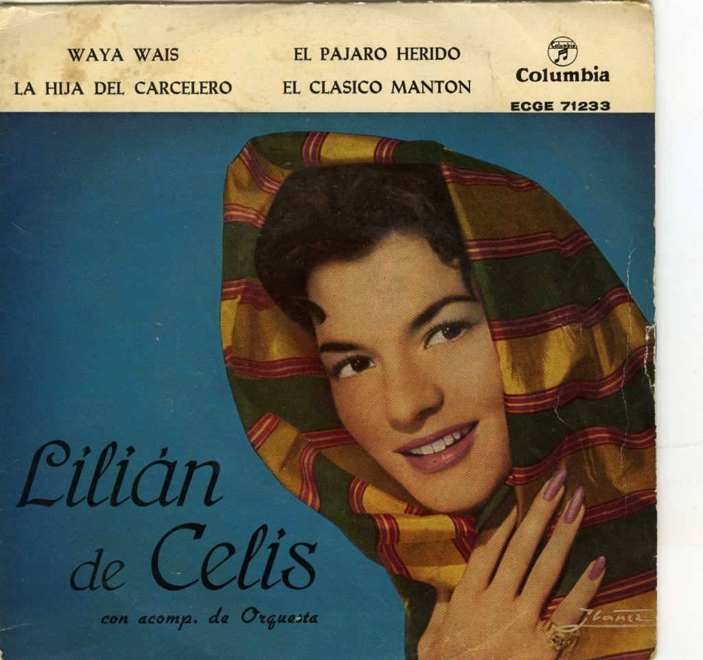 Lilian De Celis - La Polichinela