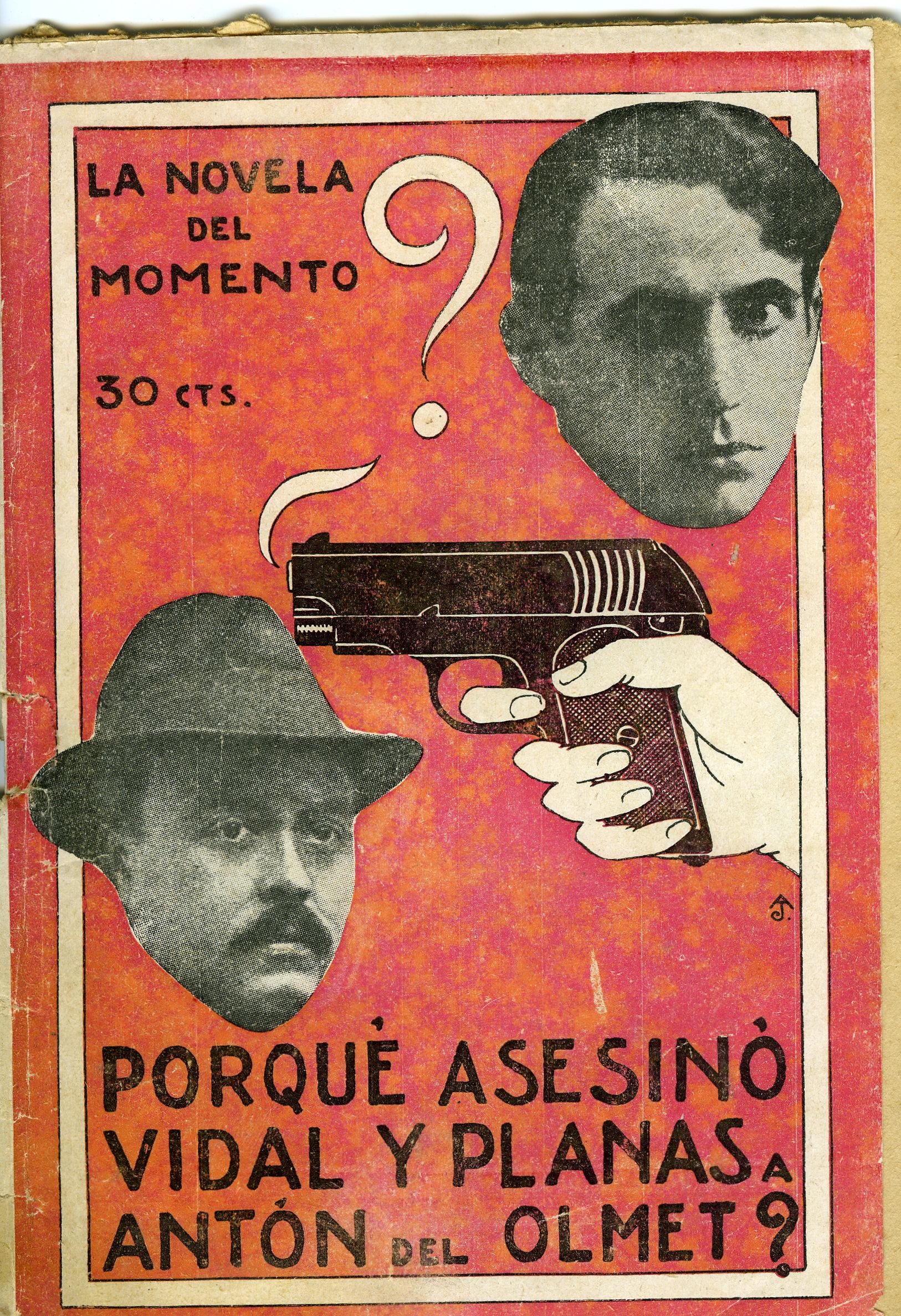 Luis Antón del Olmet | Javier Barreiro