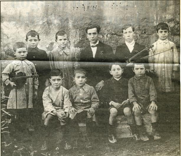 Blecua, José Manuel-Niño