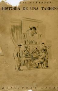 Díaz Cañabate, Antonio Historia de una taberna002