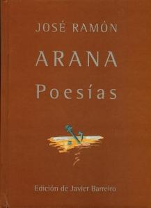 Poesías-José Ramón Arana