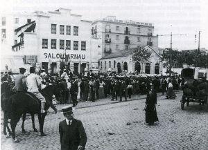 Teatro Arnau hacia 1905