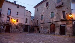 Casa natal de Ramoncita Rovira en La Fullola