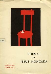 Moncada, Jesús-Poemas