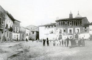 La Almunia_Plaza los Toros