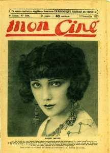 Raquel Meller-Mon ciné