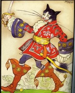Sánchez Tena-El gato con botas