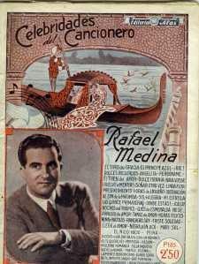 Medina, Rafael-Celebridades del Cancionero