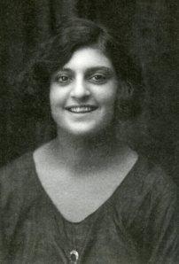 Tina de Jarque joven