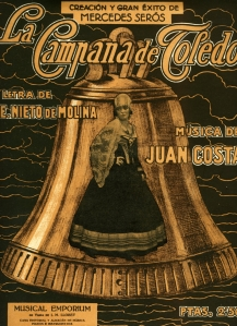 La campana de Toledo-Mercedes Serós