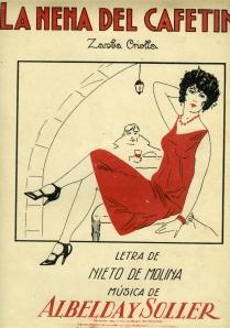 La nena del cafetín-Imperio Argentina