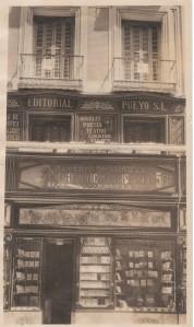 Madrid - Editorial Pueyo (ca. 1928)
