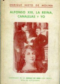 Nieto de Molina_Alfonso XIII, la reina