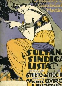 Sultana sindicalista-Candelaria Medina
