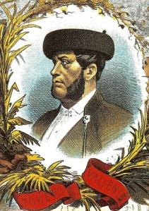 Manuel Dominguez, Desperdicios-Retrato en La Lidia