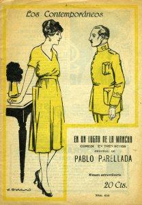 Parellada, Pablo_En un lugar de La Mancha
