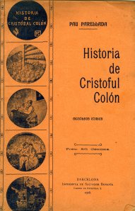 Parellada, Pablo_Hstoria de Cristoful Colon