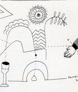 Ferreró, Fernando-De la cuestión y el gesto-Dibujo003