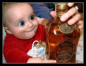 Alcohol-infancia