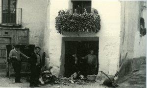 La Almunia_Balcón con mazorkas004