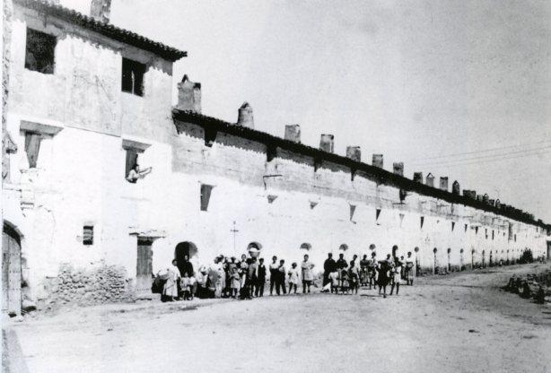 La Almunia_Casas del Rabal