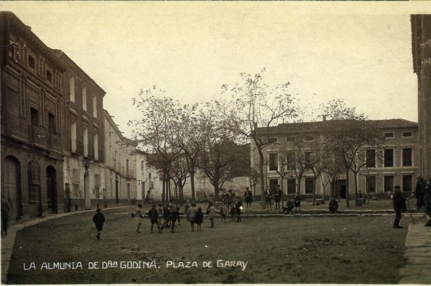 La Almunia_Plaza de Garay0