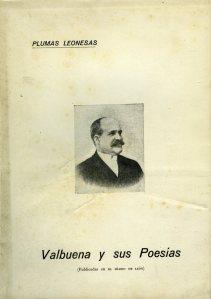 Valbuena y sus poesías