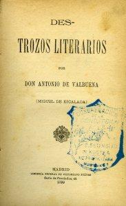 Valbuena_Des-trozos literarios