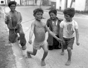 Niños españoles 1954