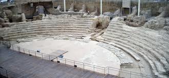 Teatro romano Zaragoza
