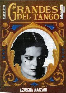 Maizani, Azucena-Los grandes del tango001