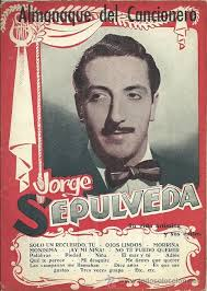 Sepúlveda, Jorge_Cancionero