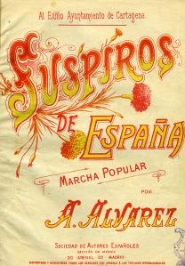Suspiros de España-Partitura001