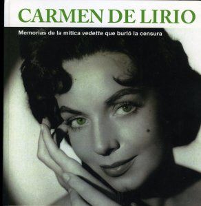 Carmen de Lirio-Memorias