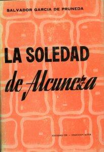 García Pruneda, Salvadror, La soledad de Alcuneza002