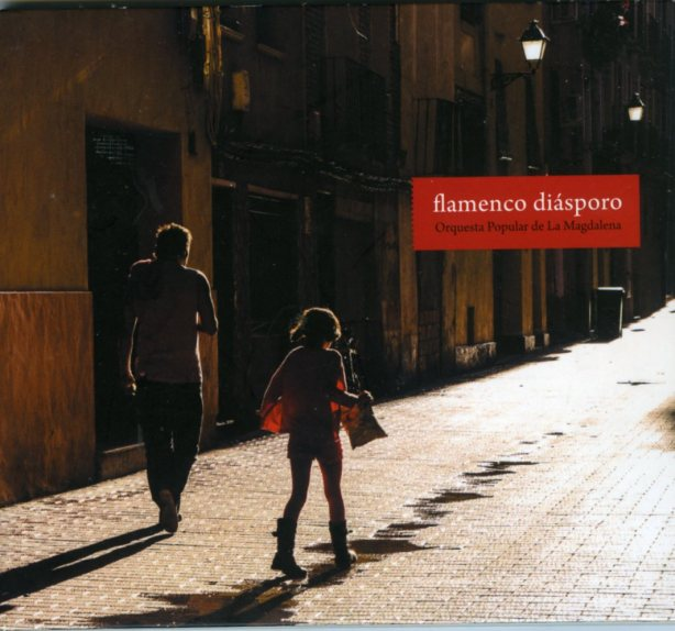 Flamenco diásporo CD001