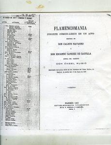 Navarro, Calixto, Flamencomanía006