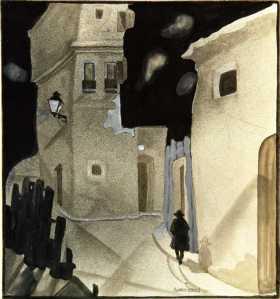 Bartolozzi-Uno de tantos Vieja bohemia literaria 1930