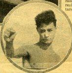 Castillo, Cátulo boxeador