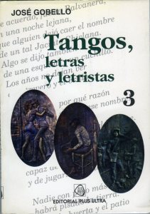 Gobello, José, Tangos, letras y lerirstas003
