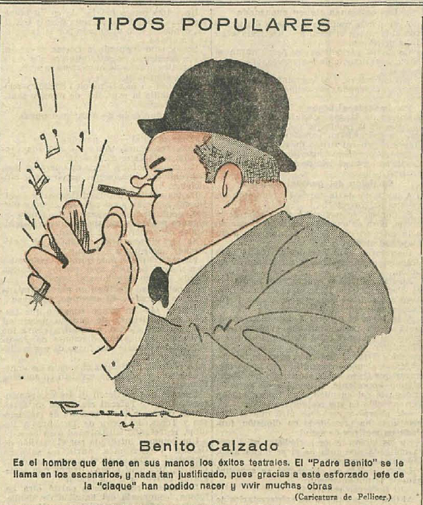 Padre Benito El Imparcial 15-X-24