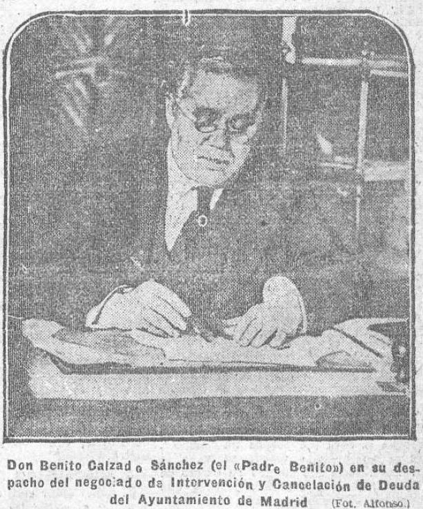 Padre Benito_Heraldo de Madrid 20-12-1923