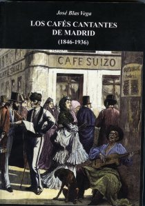 Blas Vega, Los cafés cantantes de Madrid029