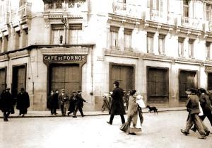 Cafe Fornos 1908